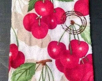 Plastic Bag Holder #1 Cherries