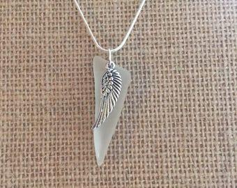 Angel Wing - White