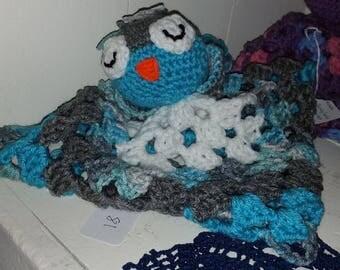 Owl Lovie Blanket