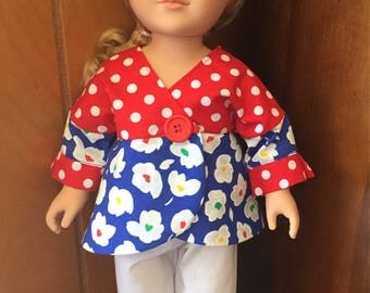 Capri Outfit  for Your American Girl Doll