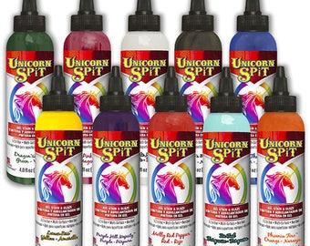Unicorn SPiT Full Set of All 10 Colors 4oz