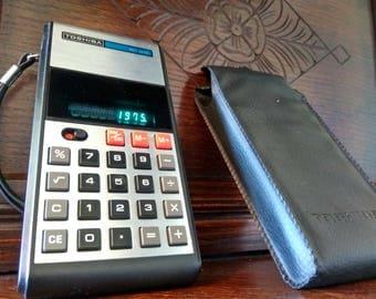 1975 Toshiba Calculator