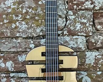 guitar sculpture A-MAZE