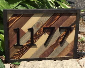 Custom House Number
