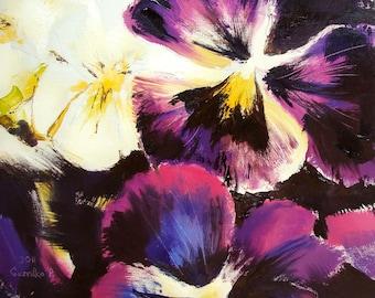 Paul Guzenko - Violets