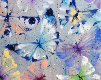 Pavel Guzenko - Butterflies