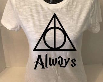 Harry Potter Always tee