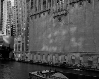Civic Opera Building, Chicago, IL, September 2017