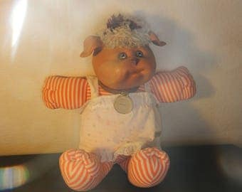 Vintage Cabbage Patch Dog Doll