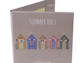 Summer Hols Card Pack