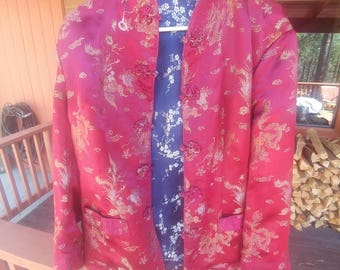 Yushan Kimono jacket Reversable