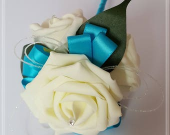Wedding Bridesmaid Flower girl Wand