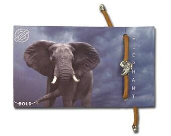 Elephant Eco Awareness Bracelet