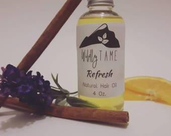 Refresh Natural Hair Oil