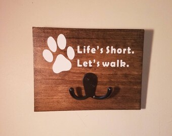 Life's short, let's walk!
