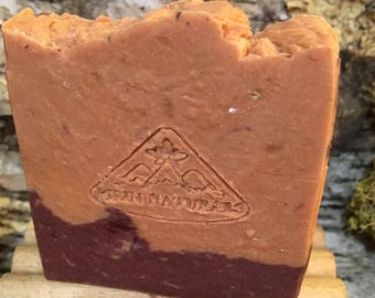 Handmade Rustic Soap – Patchouli and Lemongrass