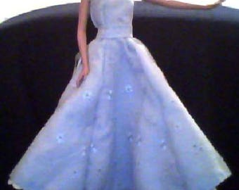 Full Length Eyelet Dress