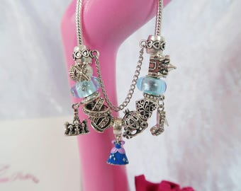 PRE-ORDER 5 WKs Dreams Come True Charm Bead Bracelet