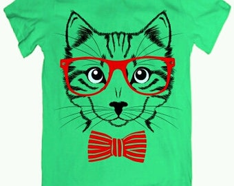 Cool Bow tie Cat