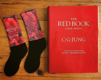 Carl Jung The Red Book Socks