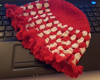 crochet hat, crochet hat for children