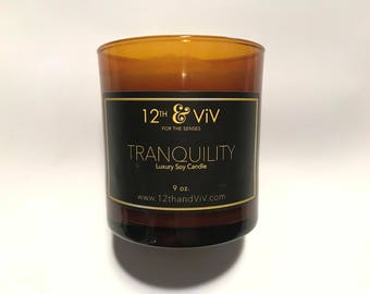 Tranquility Soy Candle