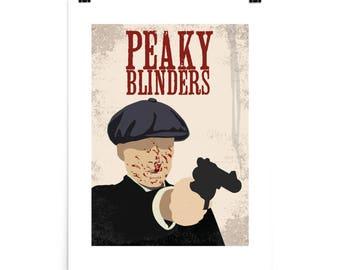Peaky blinders poster No.4