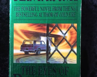 Horror Fiction; The Eyes of Darkness by Dean Koontz