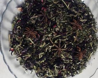 Time of Change Organic Herbal Tea Blend