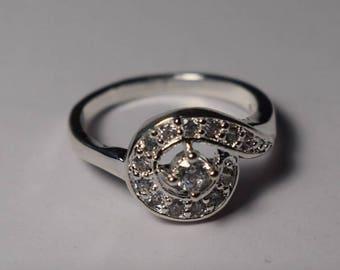 Spiral Ring #3