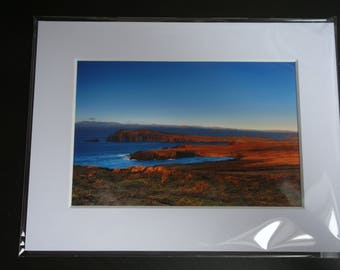 Photo of Slea Head, Dingle, Co. Kerry 6x4 in an 8x6 Photo Mount