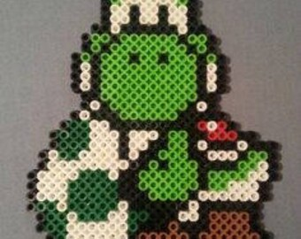Yoshi with Egg Magnet