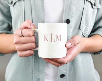 Personalized Name / Initial Coffee Mug