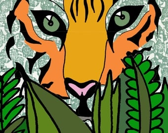 The Tiger Zine
