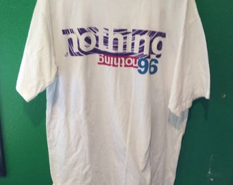 Vintage NOTHING RECORDS T-Shirt