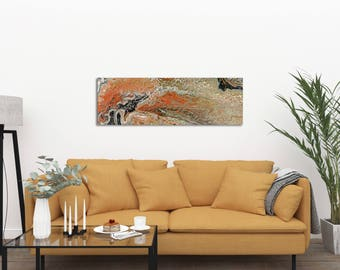 Wanderlust  |  Acrylic Painting  |  Abstract Art |Wall Decoration | Canvas Painting | Original Artwork | Wall Art | Artwork