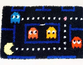 Floor Mat Pac-Man