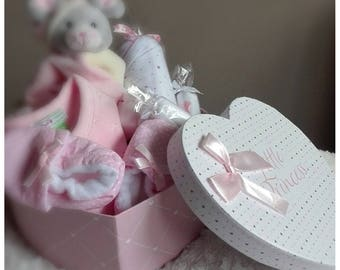 Little princess baby gift box