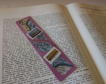 Marque-Pages - Signet - plastifié - Grand  Modèle  20,5 cm