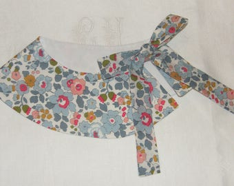 Detachable asymmetric collar LIBERTY Betsy porcelain 2/3/4/5/6/8 years