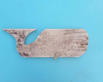Gray whale Driftwood