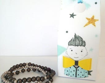 """Gift box, candy or other """"print by yourself"""""""
