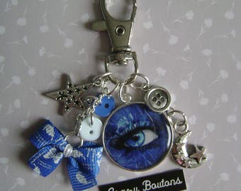 Eye Keychain / bag charm