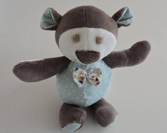 """Soft cuddly """"bear"""""""