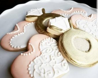 Bridal Shower/ Wedding Cookies