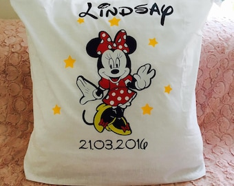 Pillowcase 63 x 63 or 65 x 65 60 x 60 personalized