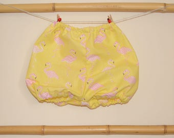 Pink bloomers baby 3-the Flemish yellow 24 months