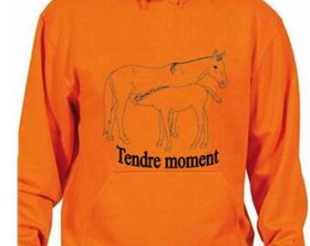 Mixed riding enthusiasts Sweatshirt