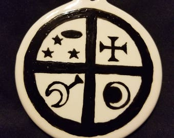 New Home protection sigil ornament