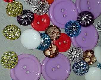 buttons sewing notions